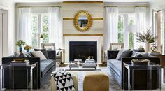 Living Room Decoration Ideas According to the home decor trends for Spring 2017 Small Living Rooms, My Living Room, Home And Living, Living Room Furniture, Living Room Designs, Home Furniture, Living Room Decor, Rooms Home Decor, Home Decor Trends