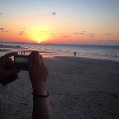 Taking a photo of taking a photo #australia #fraserisland #eastcoast #queensland #aussie #sunset #sea #sand #beach #kingfisherbayresort #topdeck #travel #travelphotography #aroundtheworld #travelphoto #travelling #southernhemisphere #worldcaptures #landscape #igdaily #wanderlust #roadtrip #moment #photo #camera #adventure #explore #travelgram