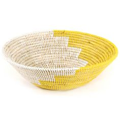 Grain Basket Yellow
