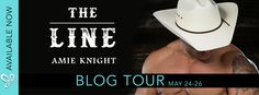 The Line is Available NOW !  The Line an all-new standalone from Amie Knight is available now!  The Line by Amie Knight  Genre: Contemporary Romance  Publication Date: May 23rd  I was a thief.  The invisible girl only he could see.  The woman who wanted to be more.  He was the mark.  The extraordinary cowboy who stole my sixteen-year-old heart.  The damaged man who still owned it even four years later.  The Line was where we began.  Where fates collided.  Where truths derailed.  The place…
