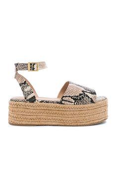 Shop for Kaanas Trinidad Snake Platform Sandal in Snake at REVOLVE. All About Shoes, Flip Flop Shoes, Summer Shoes, Flat Sandals, Fashion Shoes, Espadrilles, Footwear, Shoe Bag, Boots