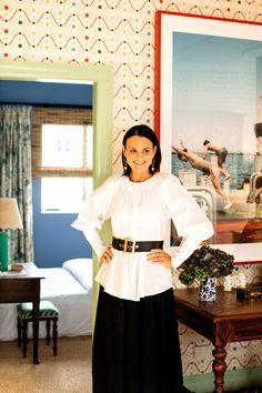 Vogue talks to interior designer Anna Spiro about her creative process, career journey and her favourite project ever. Interior Design Studio, Interior Styling, Anna Spiro, Kara Rosenlund, Vogue Australia, Weekend Wear, Design Process, Decoration, Interior Inspiration