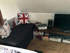 lavice a tv stolek