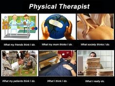 Being A Physical Therapist Or Assistant Requires Professionalism Caring And