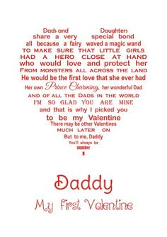 Another awesome greeting card created for by Unique Words Jersey. Daddy Valentine, Valentines, Christmas Thank You, Unique Words, Thank You Cards, First Love, Greeting Cards, Awesome, Quotes