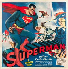 Superman (Columbia, 1948).