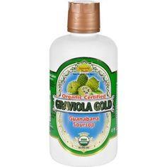 Dynamic Health Juice Graviola Gold Organic Certified 32 oz