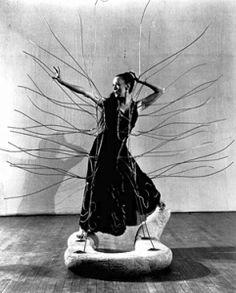 Martha Graham in Medea