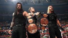 Reigns vs Rollins vs Ambrose should headline WrestleMania 31