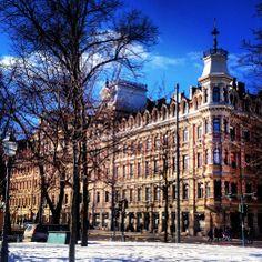 Helsinki, Finland, March 13