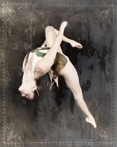 Wanderlust Circus    Brandy Guthery of AWOL Dance Collective