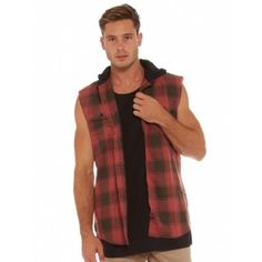 DAV FINN SLEEVELESS SHIRT