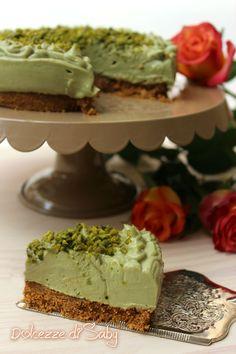 Cheesecake al pistacchio & ricotta