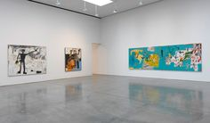 Jean-Michel Basquiat - February 7 - April 6, 2013 - Images - Gagosian Gallery