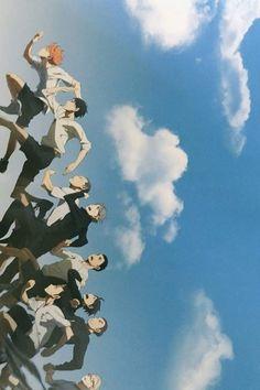Salut~ voici mon ins Haikyuu Kageyama, Haikyuu Manga, Hinata, Manga Anime, Film Manga, Haikyuu Funny, Haikyuu Fanart, Fanarts Anime, Anime Guys