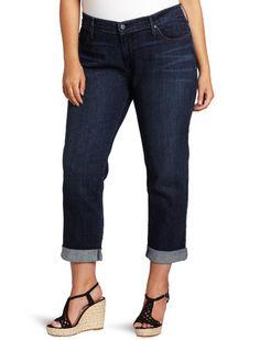 de4cd60844d James Jeans Women s Plus-Size Neo Beau Z Jean