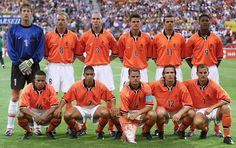 Holland, What a team! World Cup Teams, Classic Football Shirts, Fifa Football, Kids Soccer, Embedded Image Permalink, A Team, Netherlands, Legends, Star