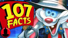 Interesting Facts About The Movie Video Description: 107 Facts About Who Framed Roger Rabbit - ToonedUp @CartoonHangover