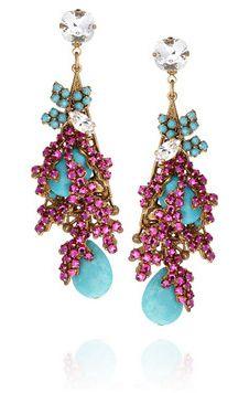 Bijoux Heart earrings