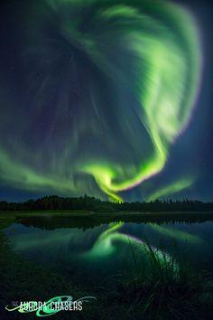 Auroras   Taken by Marketa S Murray on September 1, 2016 @ Fairbanks - Alaska
