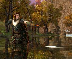 Autumnal archer