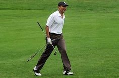 Conservative Group Uses Pinterest To Track Obama's Golf Outings - Washington Whispers (usnews.com) .. Wow. Get a life douchebags and go play on your yachts some more hypocrites.