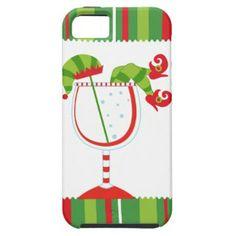 Christmas Elf Cocktail Tough iPhone 6 Plus Case Classy Christmas, Christmas Gifts For Mom, Christmas Elf, Christmas Themes, Xmas Gifts, Christmas Decorations, Christmas Ornaments, Iphone 6 Plus Case, Iphone Cases
