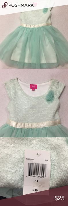 NWT mint green dress New with tags mint green dress Pinky Dresses Formal
