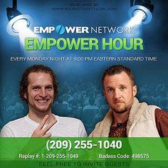 Empower Hour Banner