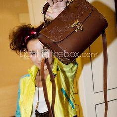 FEIGE+Women's+Retro+Fashion+Handbags+Shoulder+Bag+Cosmetic+Carved+Box+-+GBP+£5.10