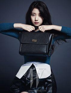 Oh My Love, W Korea December 2013 | Suzy