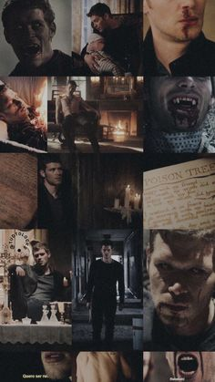 Klaus Mikaelson wallpaper/scren lock - Best of Wallpapers for Andriod and ios Vampire Diaries Stefan, Vampire Diaries Memes, Vampire Diaries The Originals, Klaus The Originals, Vampire Diaries Poster, Vampire Diaries Wallpaper, Daimon Salvatore, Vampire Daries, Original Vampire