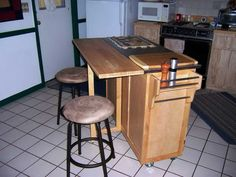 portable kitchen island designs