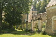 Castle Chateau du Loir between Le Mans and Tours