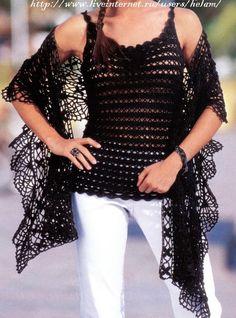 stola | Hobby lavori femminili - ricamo - uncinetto - maglia