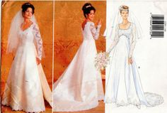 Vintage UNCUT Butterick Pattern 4289  Misses by RestlessNeedle