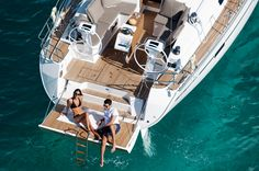 We are really proud to announce that our brand new Bavaria 56 Cruiser is on her way to #Athens ! #YachtcharterWorldwide