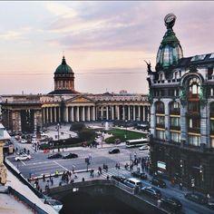 Петербург—это любовь