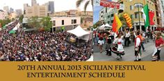 Sicilian Festival May 19th San Diego CA  My Paesano will be there!!!