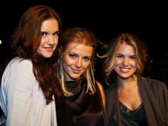 Nina, Lorena en Sjors