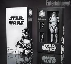 New look Star Wars Black Series for Force Awakens looks pretty good.