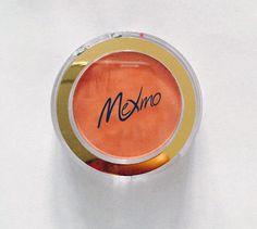 Puder Mexmo, wizualizacja produktu z logo