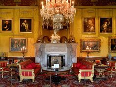 Alnwick Castle | State Rooms
