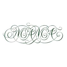 coolTop Meaningful Tattoos Ideas - What a treat! Louise Fili, über-famous designer and letterer, has created a tem. Louise Fili, Cool Small Tattoos, Love Tattoos, I Tattoo, Mama Tattoo, Los Mejores Tattoos, Awareness Tattoo, Tatuajes Tattoos, Filipino Tattoos