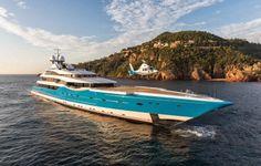 Madame Gu by Feadship | 99 m | 2014 World Superyacht Awards Winner