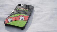 iPhone 4/4s Teenage Mutant Ninja Turtles Case - Black
