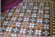 mosaic tile restoration