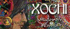 Mermade Incense Blends - - Xochi - MesoAmerican Visionary Incense