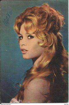 Brigitte Bardot Dos Publicitaire