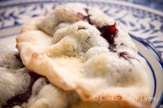 Cookie baker lynn: Turning Over a New Blueberry Recipe